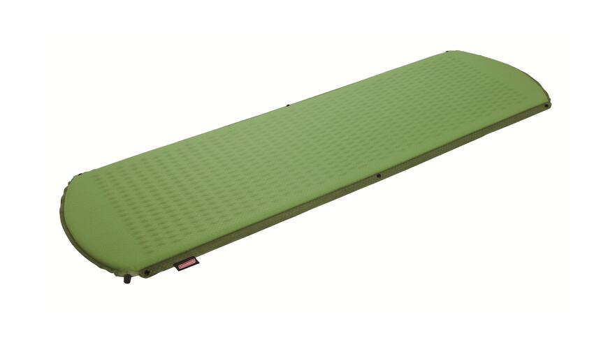 Coleman Compact Inflator Mat II Liggeunderlag L grøn